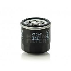 Фильтр Mann W67/2 масл.